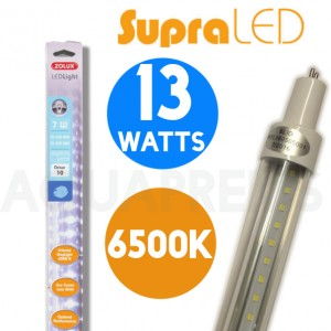 SupraLED Zolux : Tube 13W 6500K