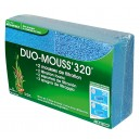DUO-MOUSS 320 - Mousse recharge pour filtre d'aquarium