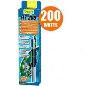 Thermoplongeur Tetra HT-200 watts pour aquarium