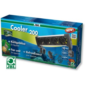 JBL COOLER 200 : ventilateurs (X4) pour aquarium - 200 l max